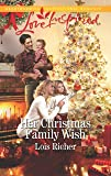 Her Christmas Family Wish (Wranglers Ranch)