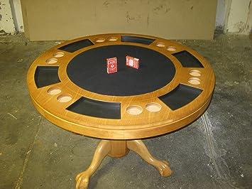 Poker Mesa de Juegos - Mesa de Billar póquer/Comedor/Billar Todo en ...