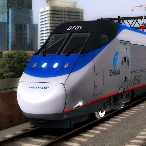 Bullet Train Driver Simulator - Railway Driving 2019