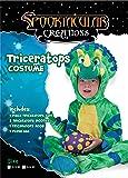 Spooktacular Creations Baby Triceratops Dinosaur