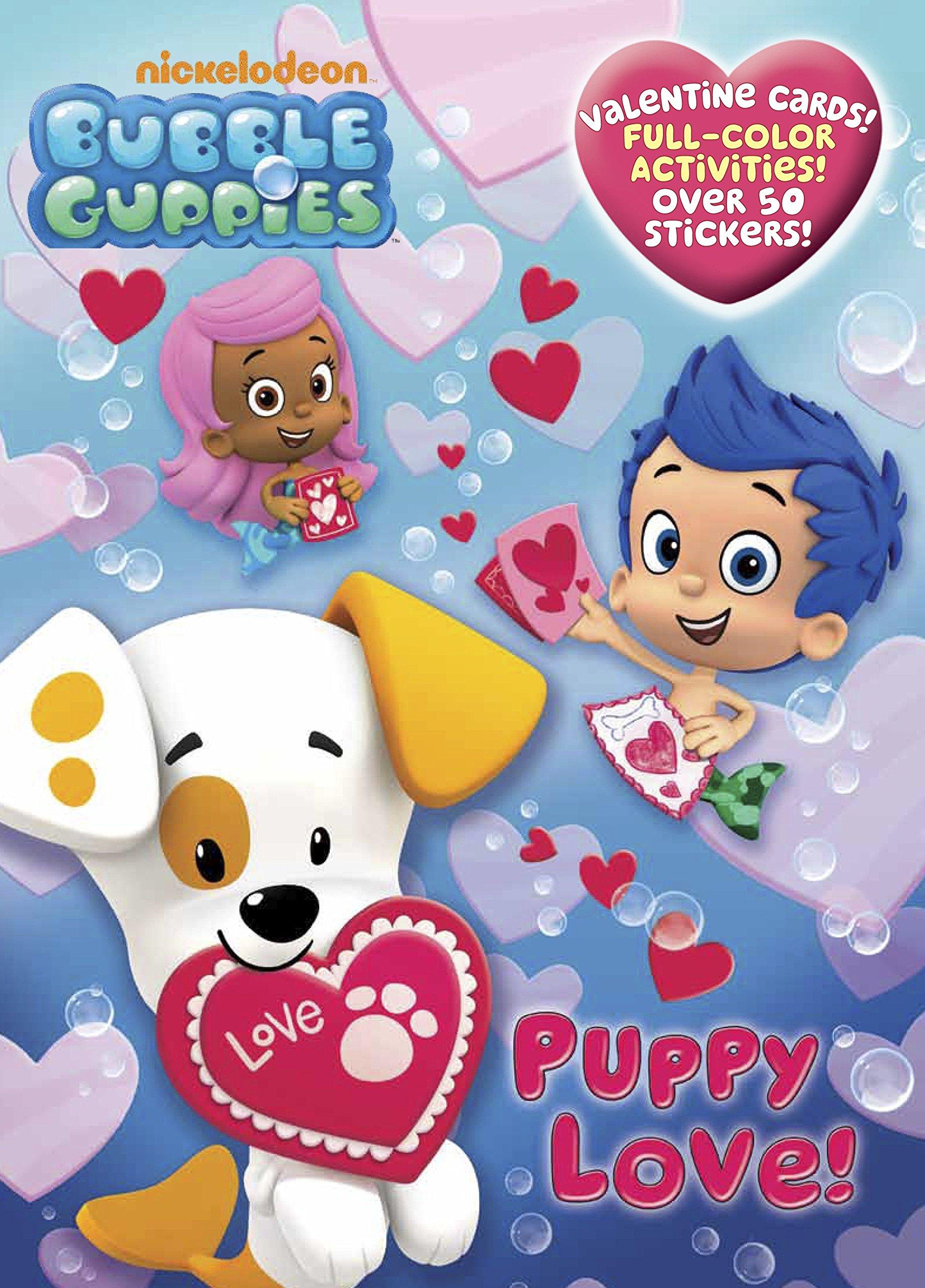 Bubble Guppies Puppy Love!