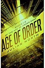 The Age of Order Boxed Set: The Complete Dystopian Sci-Fi Epic Trilogy Kindle Edition