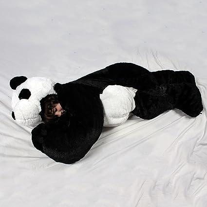 Amazon Com Snoozzoo The All New Panda Children S Stuffed Animal