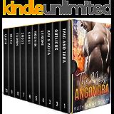 The New Angondra - Complete Series (Books 1 - 10): An Alien Adventure