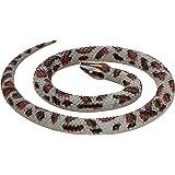 Wild Republic Rock Python, Rubber Snake, 26 inches