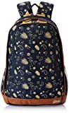 Gear Triumph 27 ltrs Navy Blue and Beige Casual Backpack (BKPTRMP520522)