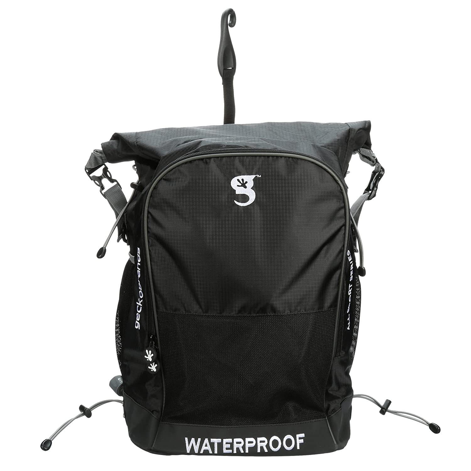 geckobrands Waterproof All Sports Backpack