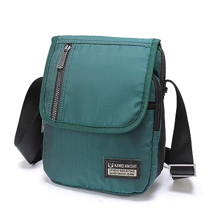 Amazon.com: Pequeño Mensajero Bolsas de hombro para Viajes ...