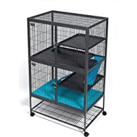 Ferret Nation Bottom Pan Cover for Ferret Nation & Critter Nation Small Animal Cages   Measures 34.5L x 22.5W x 1H…