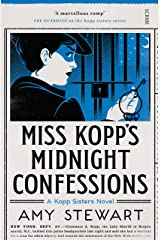 Miss Kopp's Midnight Confessions (Kopp sisters Book 3) Kindle Edition