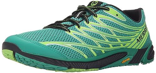 buy popular d8e43 014b5 Merrell Bare Access 4 - Zapatillas de Running para Asfalto Hombre, Verde  (Bright Green), 46,5  Amazon.es  Zapatos y complementos