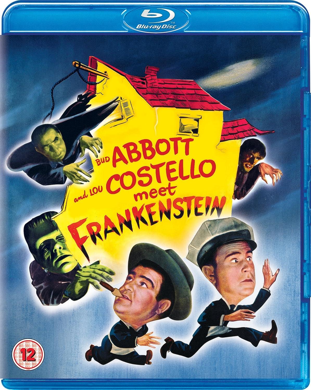 Abbott And Costello Meet Frankenstein 2017