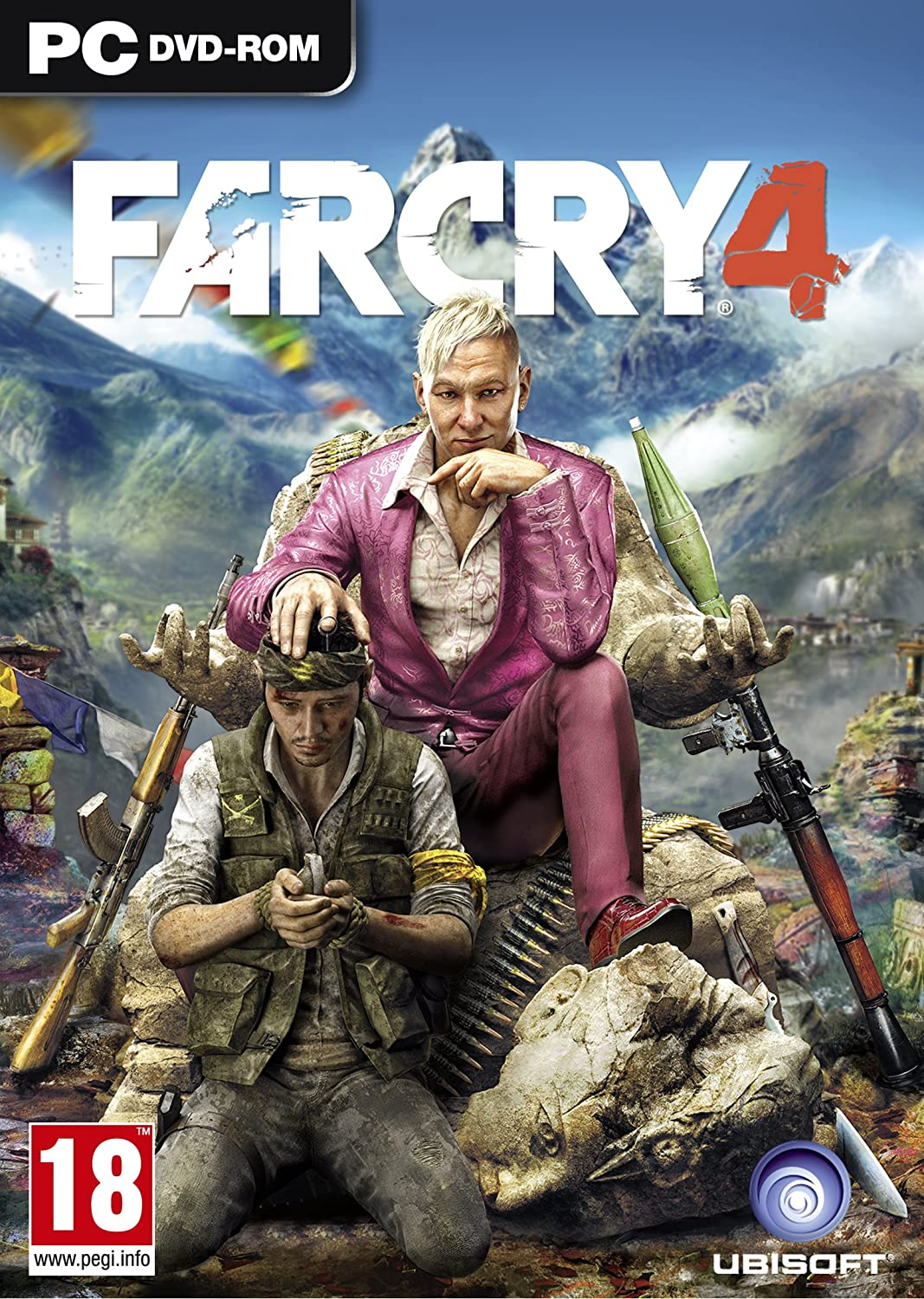 Image result for far cry 4 cover