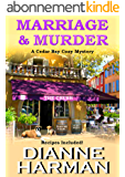 Marriage and Murder (Cedar Bay Cozy Mystery Series Book 4) (English Edition)