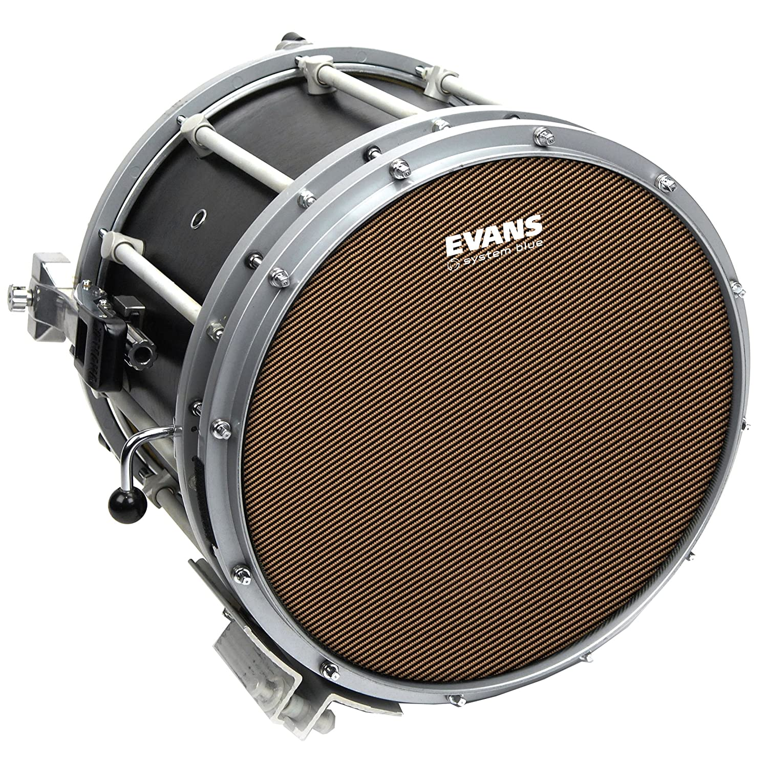 Evans SB13MSB System Blue Marching Snare Drum Head, 13 Inch D' Addario &Co. Inc