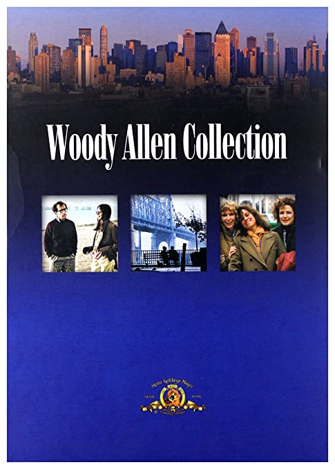 Woody Allen Collection: Annie Hall, Manhattan, Hannah And ...