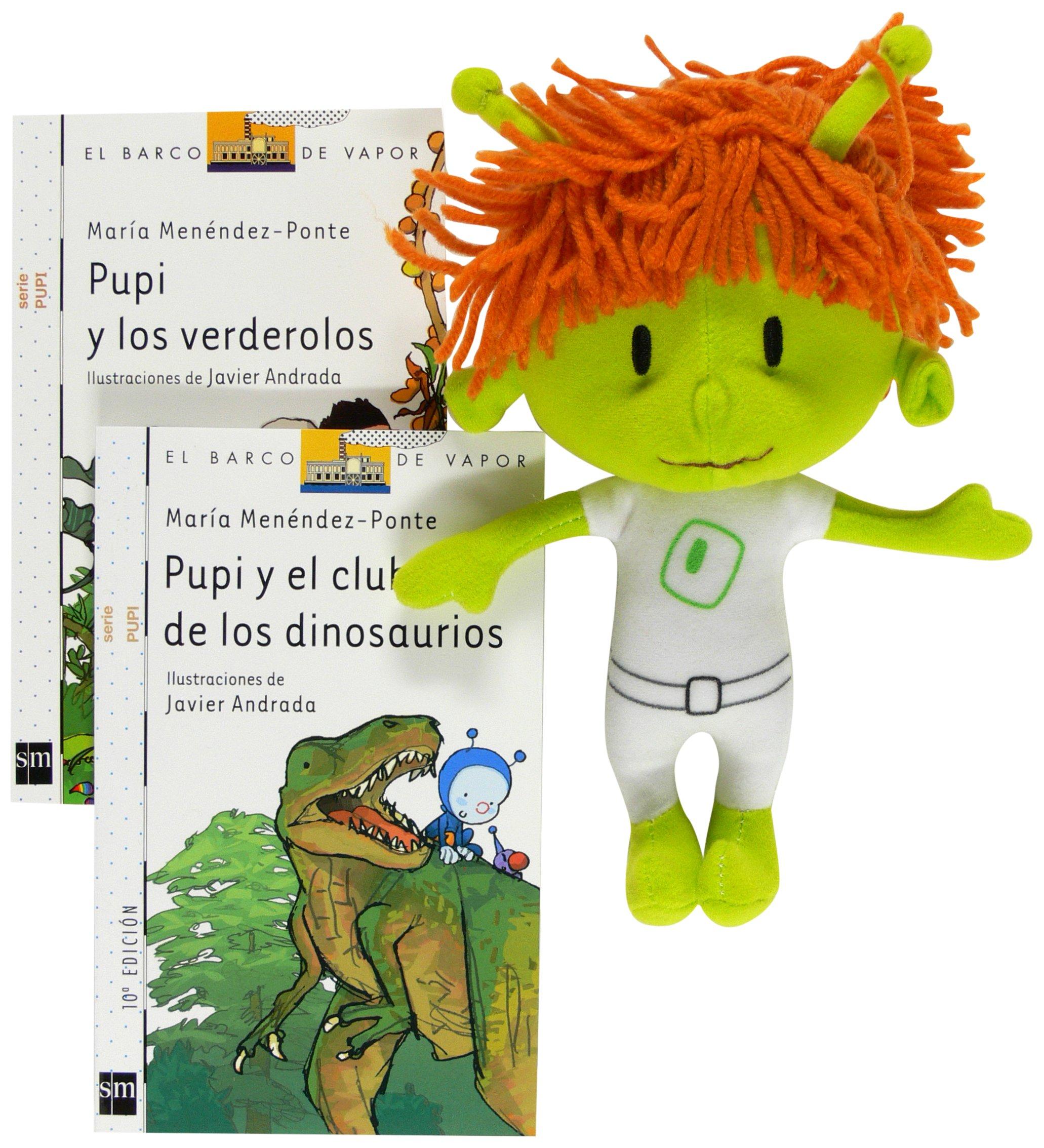 Pack Aloe con mascota (Barco de Vapor Blanca): Amazon.es: Menéndez ...