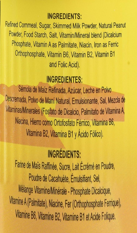 Amazon.com: Pronto Porridge Cup, Peanut, 2.1 Ounce (Pack of 12): Oatmeal Breakfast Cereals