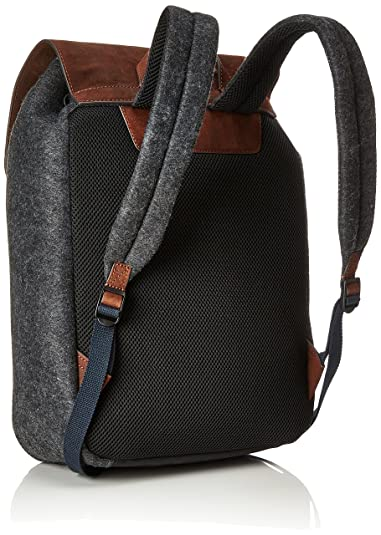 Clarks The Elmore, Unisex Adults Handbag, Grau (Grey), 15 x 48 30 cm (wxhxd): Handbags: Amazon.com