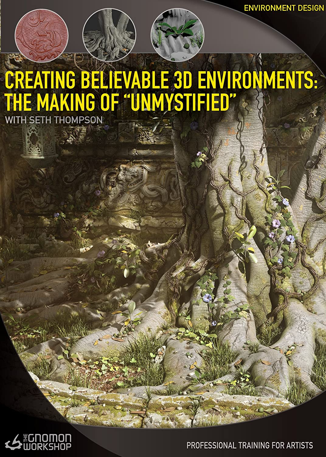 Amazon com: Creating Believable 3D Environments - The Making