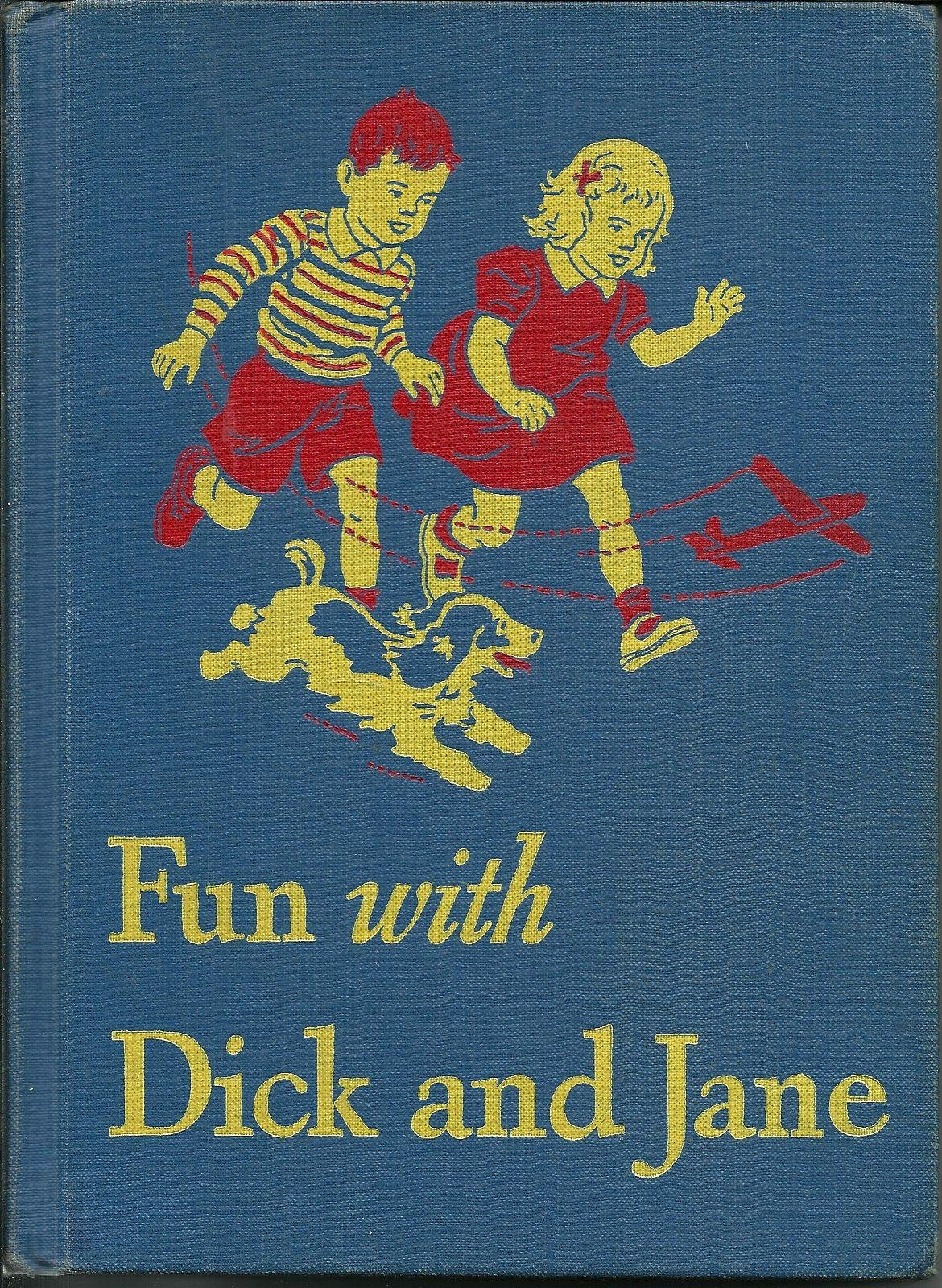 Dick and jane 1960 paperback value