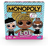 Hasbro Gaming- Monopoly L.O.L. Surprise Gioco in Scatola, Multicolore, E7572103