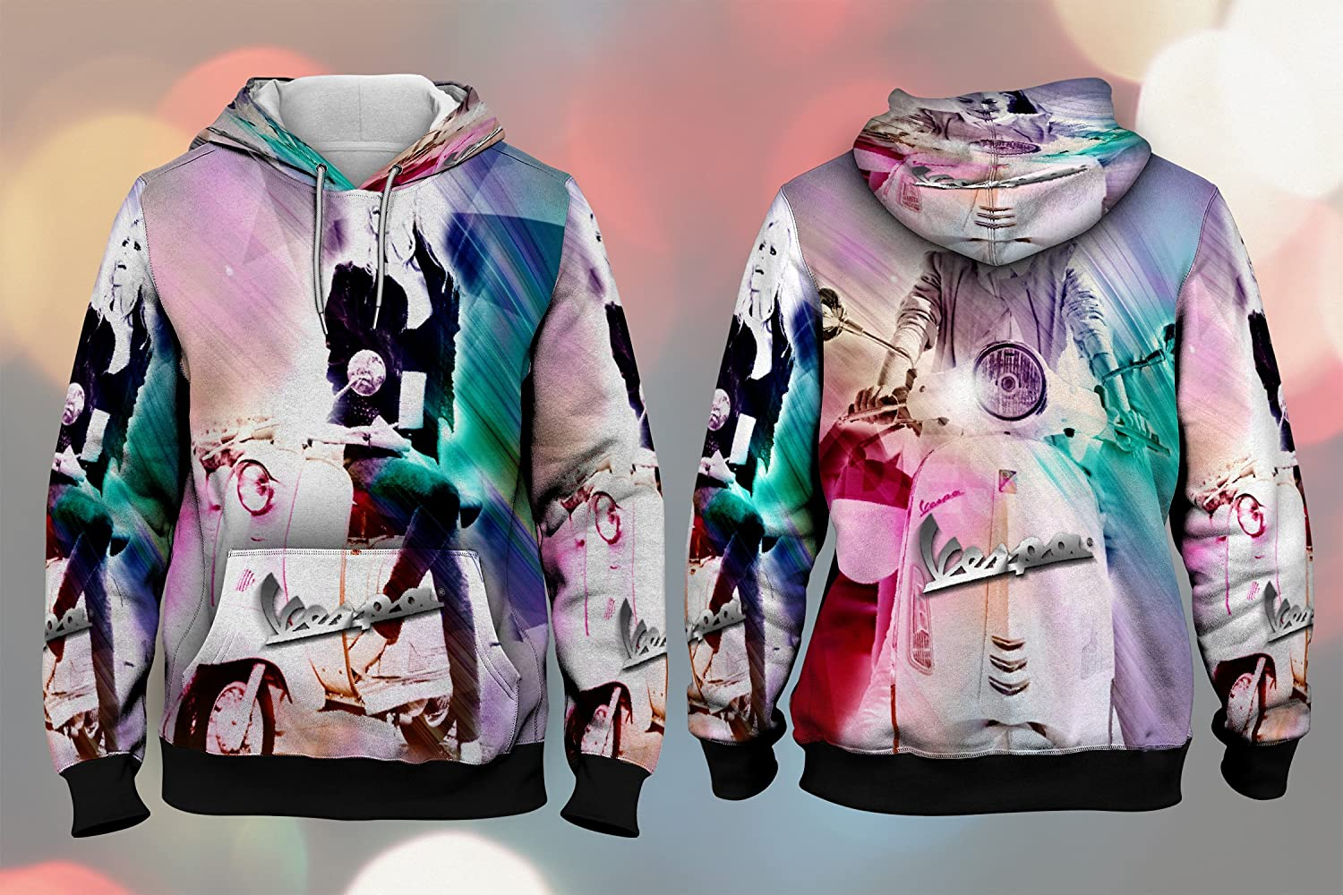 The Legend of Zelda Majora/'s Mask Custom New Men/'s Hoodie Fullprint Polyester