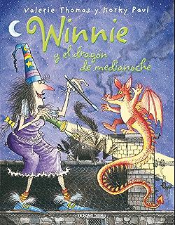 Winnie y el dragón de medianoche (El mundo de Winnie) (Spanish Edition)