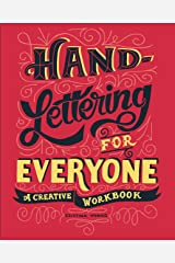 Hand-Lettering for Everyone: A Creative Workbook Paperback
