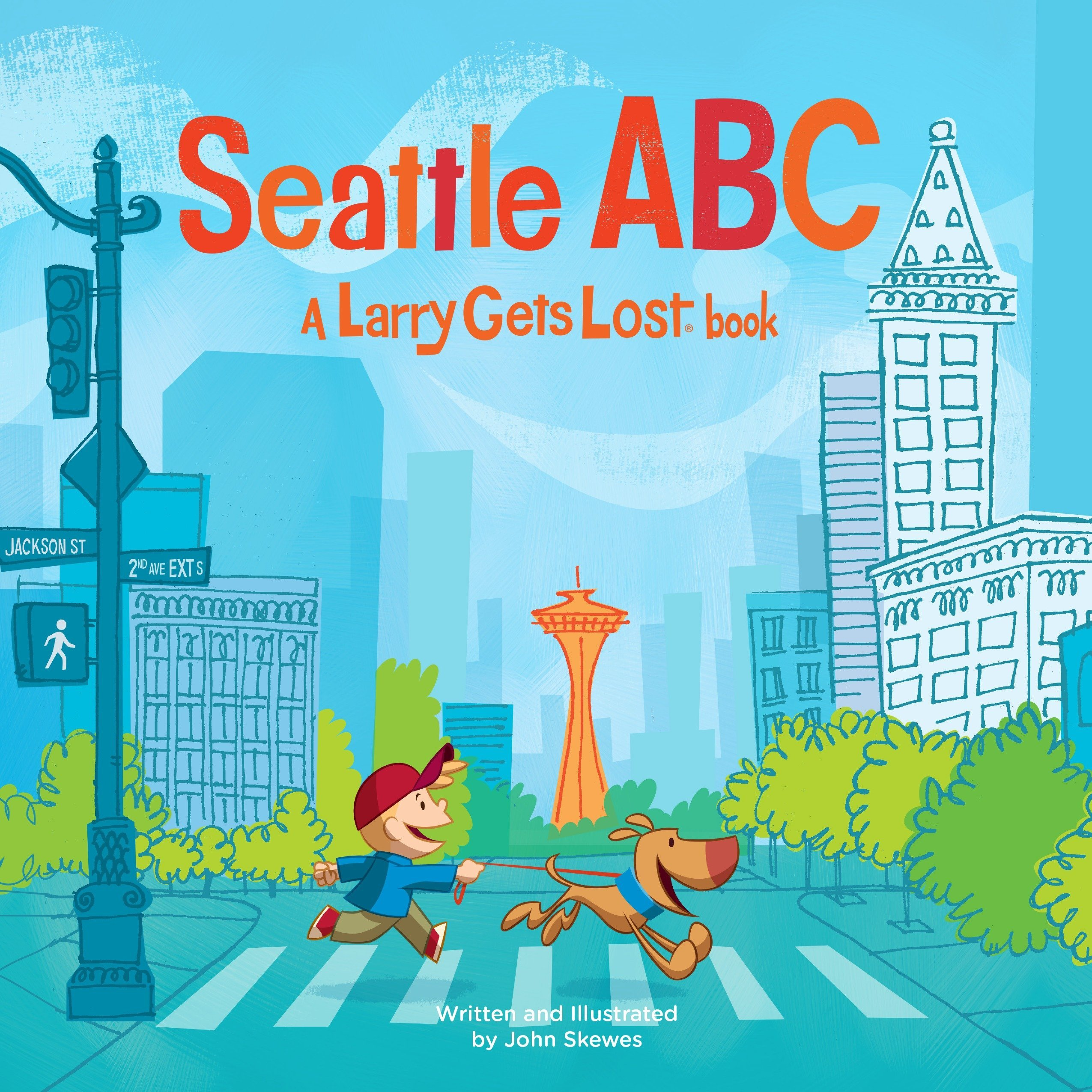 Read Online Seattle ABC: A Larry Gets Lost Book pdf