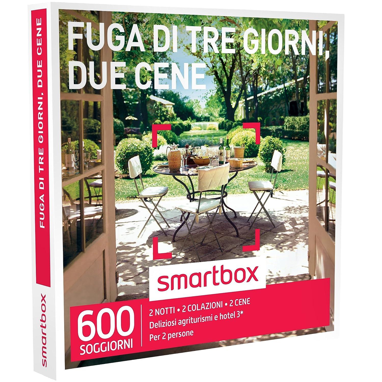 SMARTBOX - Cofanetto Regalo - SOGGIORNO BENESSERE - Esclusivi ...