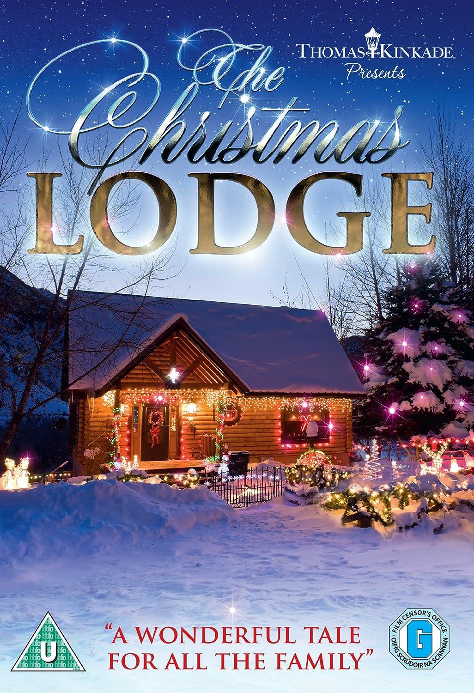 Amazon.com: Thomas Kinkade presents The Christmas Lodge [DVD ...