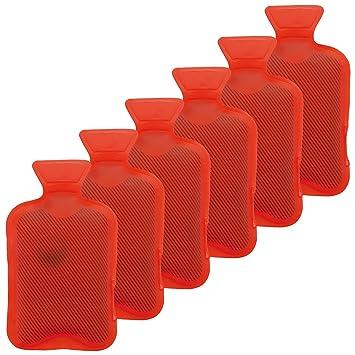Calentadores de conjunto de 6 calentadores de manos Heizpad Firebag - bolsa de agua caliente en
