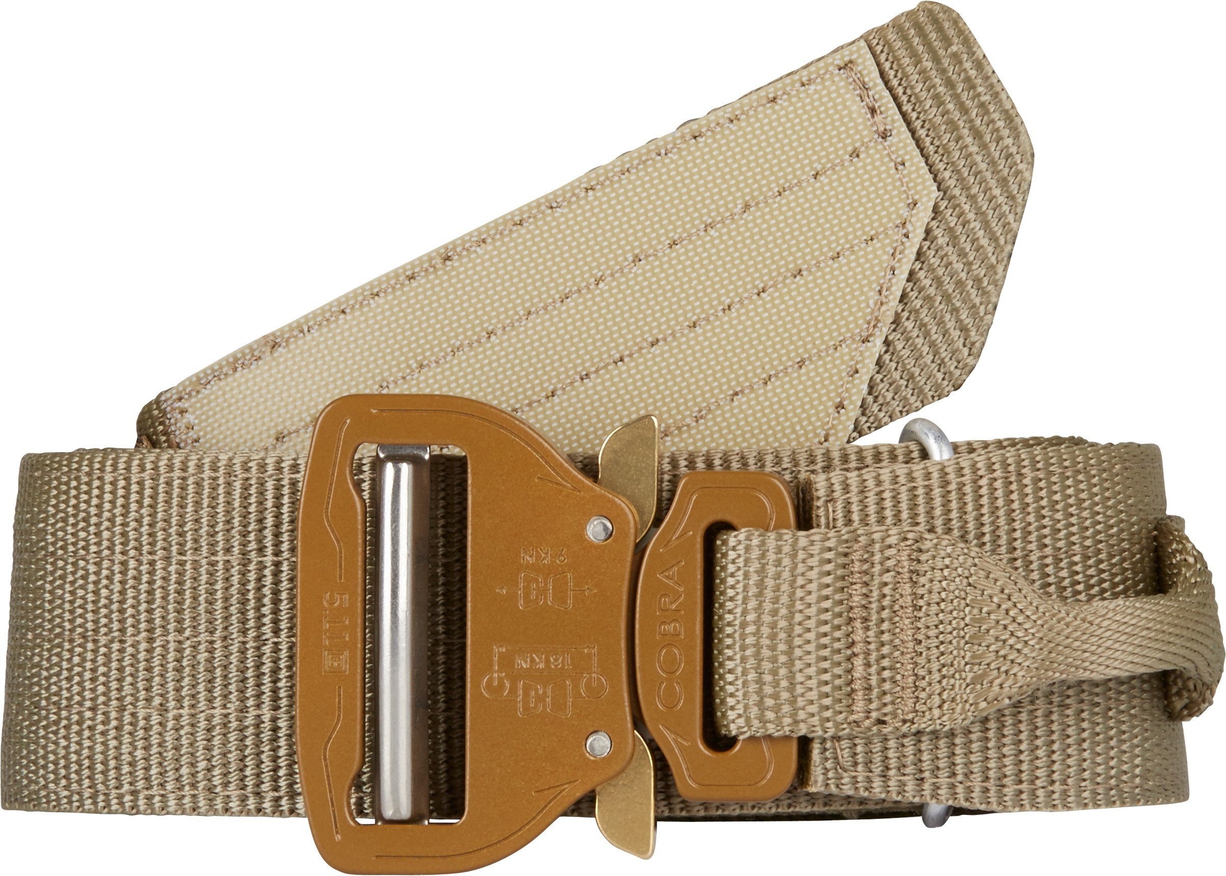 5.11 Tactical Maverick Assaulter Belt, Sandstone, Large