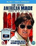 American Made (BD + Digital download) [Blu-ray] [2017]