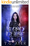 Blood Curse (DarkWorld: A Soul Tracker Novel Book 3)