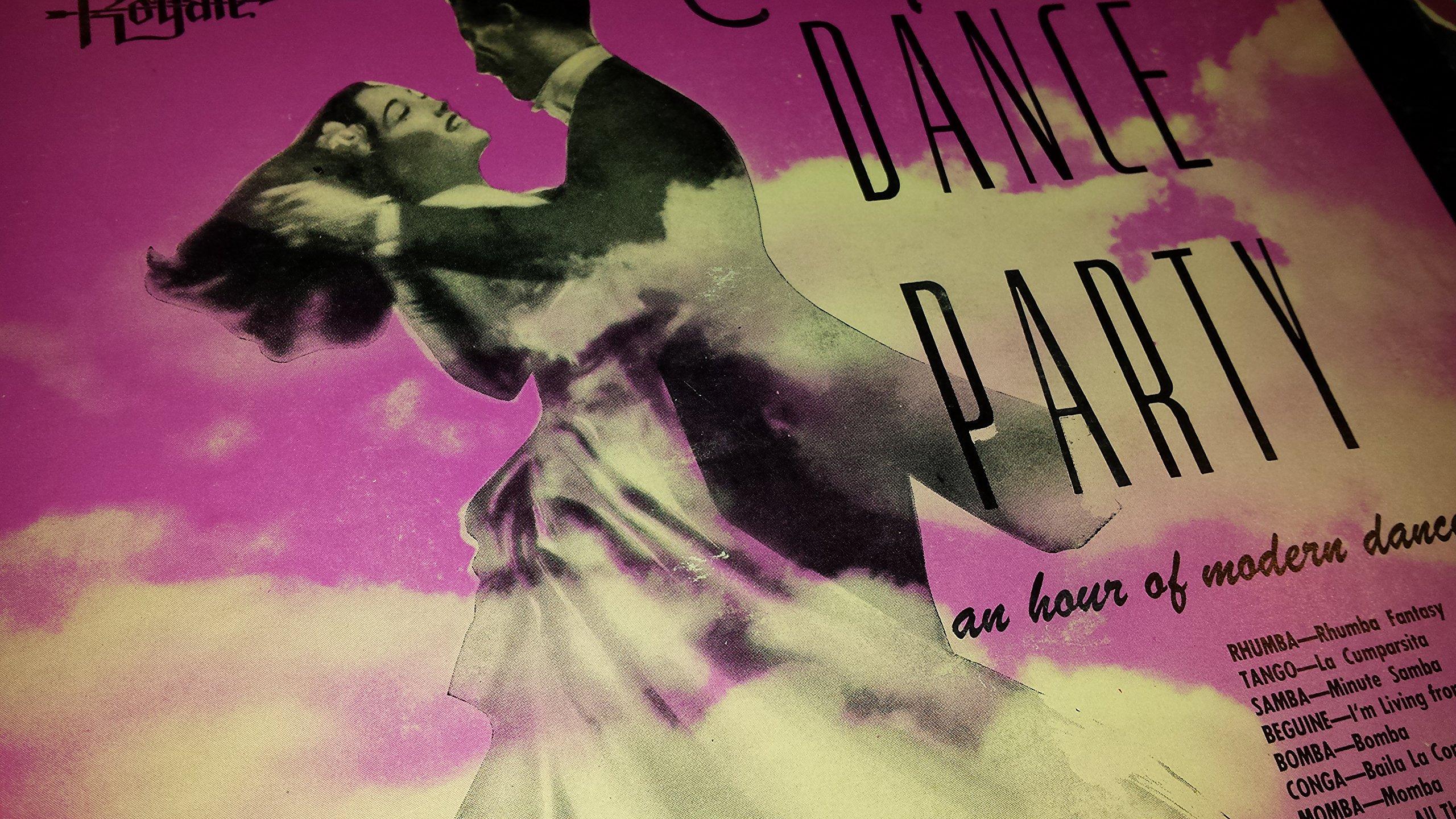 Dance Party: An Hour of Modern Dance Tempos [Rhumba, Tango, Conga, Momba, Fox Trot, more]