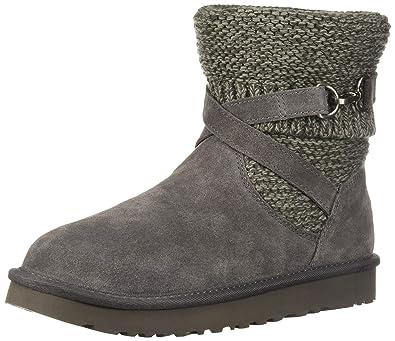 9a8c1cfed44 UGG Womens 1098080 W Purl Strap Boot: Amazon.com.au: Fashion
