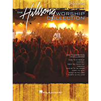 The Hillsong Worship Collection Songbook: Easy Piano book cover
