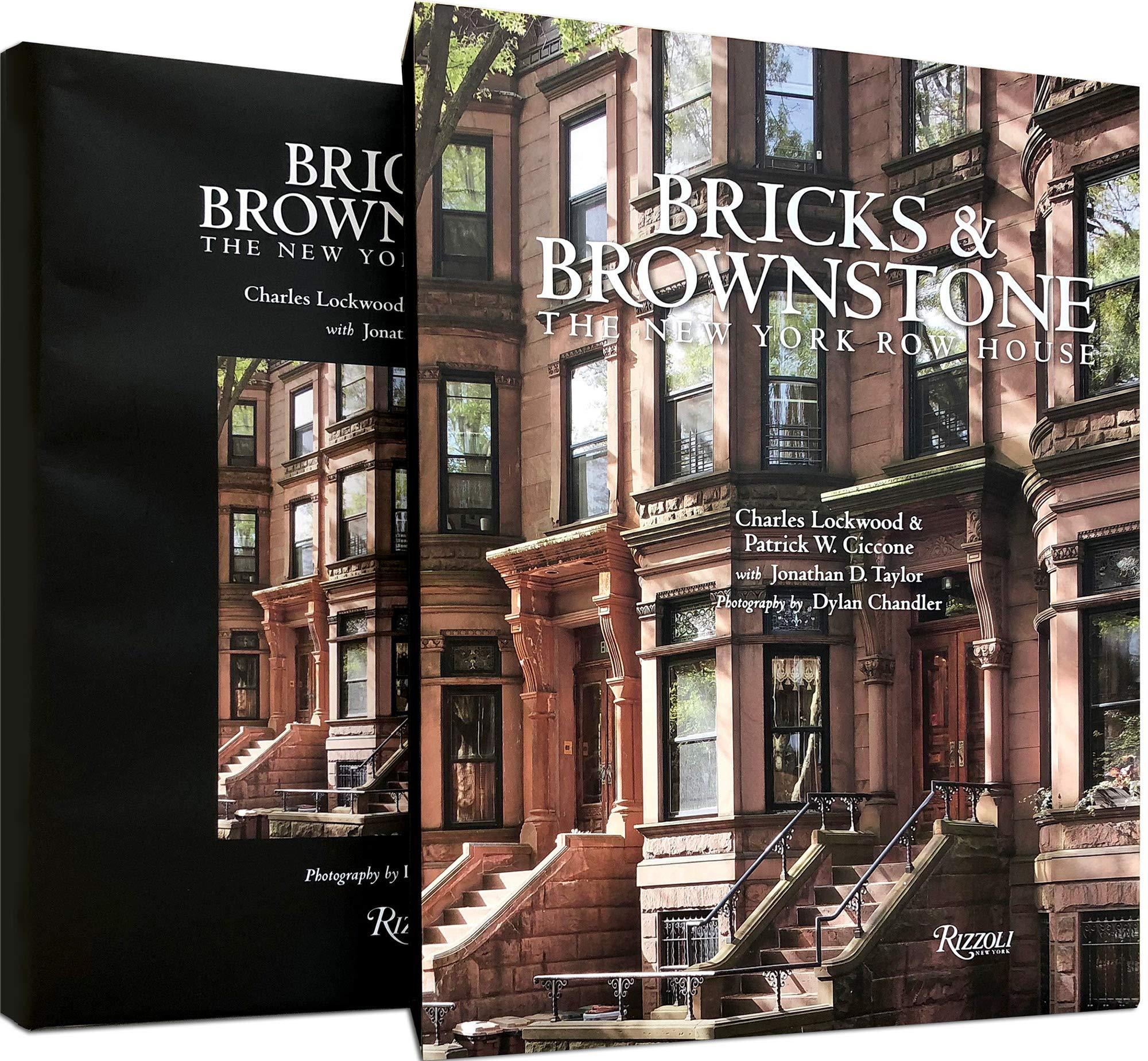 Bricks & Brownstone: The New York Row House by Rizzoli