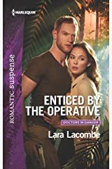 Enticed by the Operative (Doctors in Danger) Mass Market Paperback