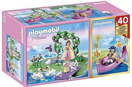 Amazon.com: Playmobil 40th Anniversary Princess Isla Compact ...