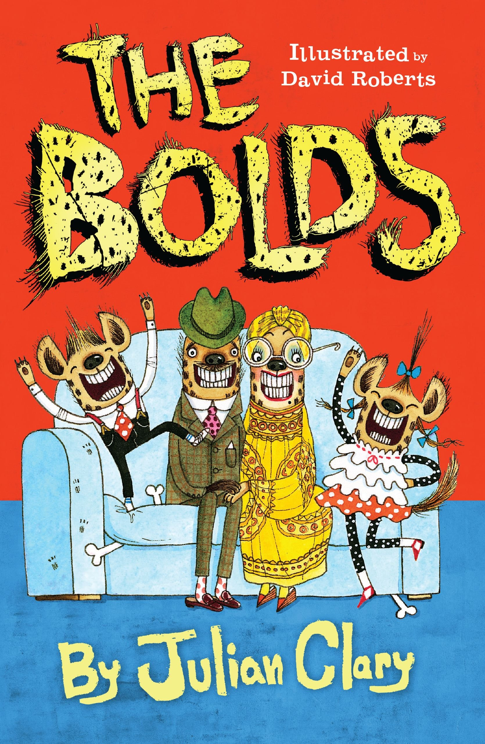 The Bolds (Fiction - Middle Grade)