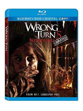 wrong turn 5 bloodlines movie download