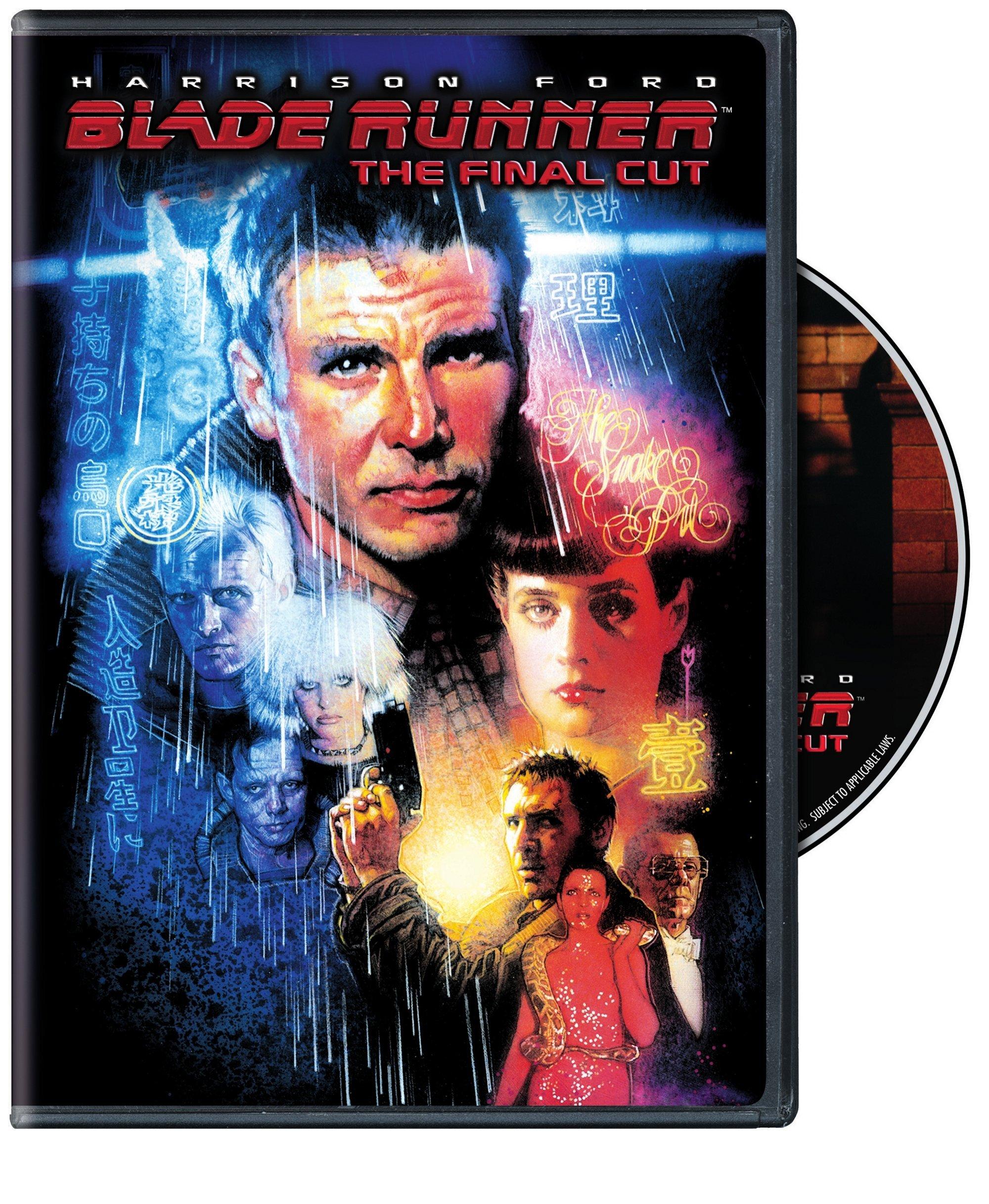 DVD : Blade Runner: The Final Cut (Eco Amaray Case)