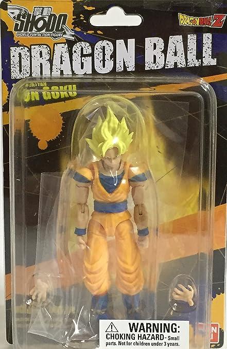 BANDAI Shokugan SHODO Dragon Ball Action Figure Goku Vegeta Super Saiyan Broly