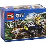レゴ (LEGO) シティ オフロードポリスカー 60065