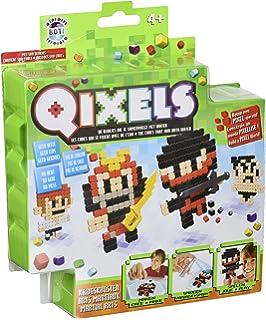 com qixels s fuse blaster toys games qixels theme refill pack martial arts