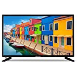 MEDION P12304 59,9 cm (23,6 Zoll Full HD) Fernseher (Triple Tuner, DVB-T2 HD, DVD-Player, HDMI, CI+, USB, Mediaplayer)