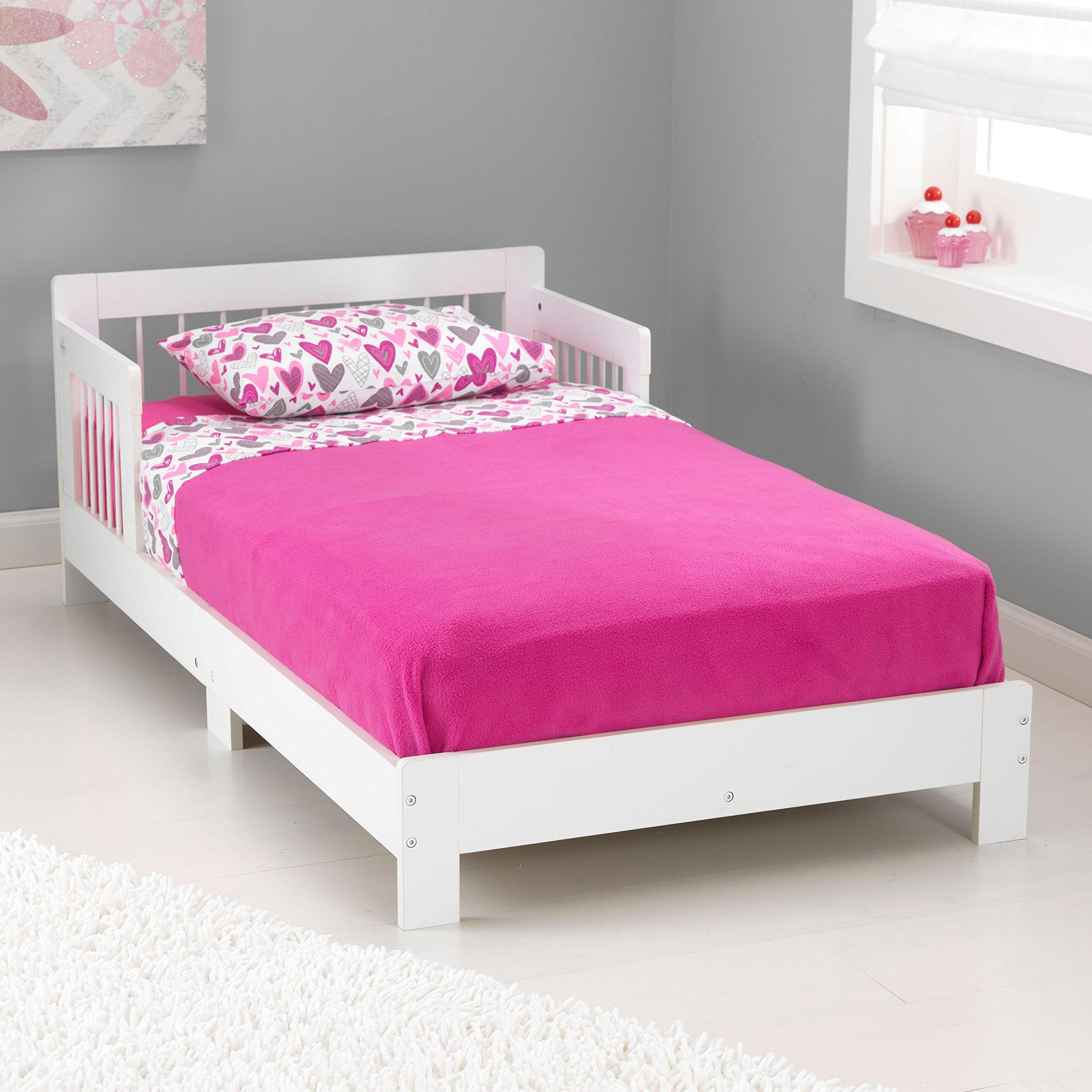 KidKraft Toddler Houston Bed, White by KidKraft (Image #2)